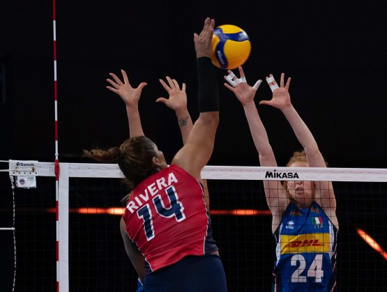 Voleibol RD