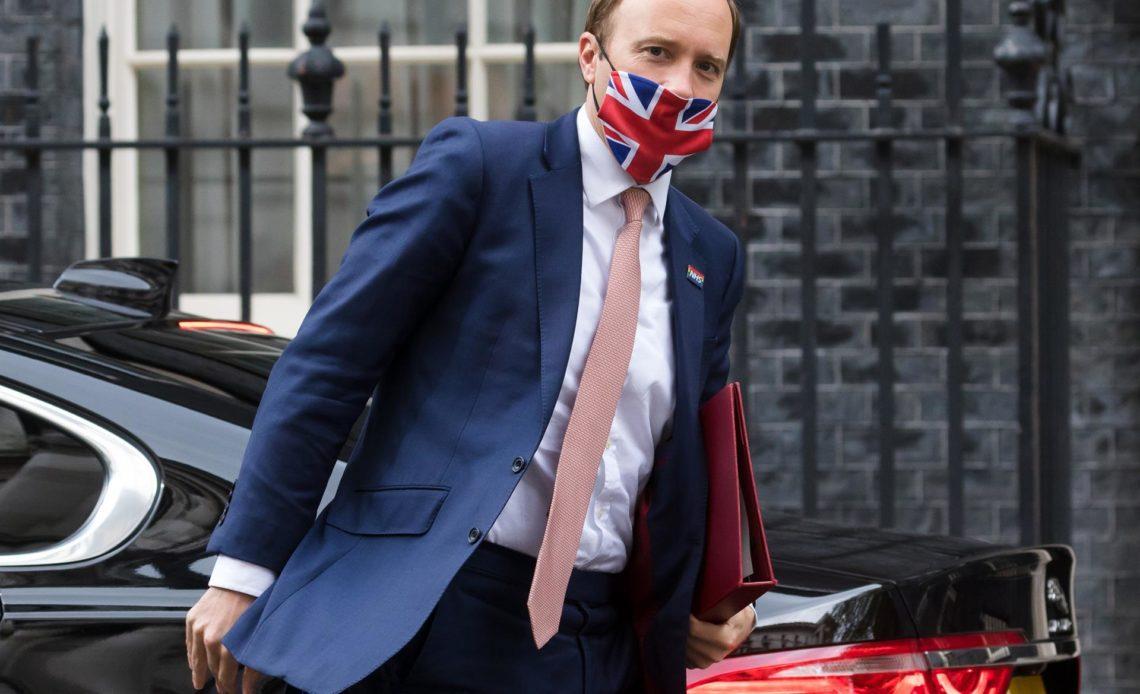 ministro británico