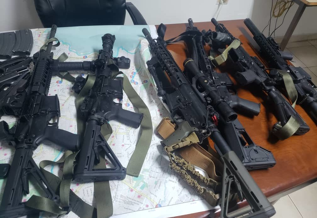 Armas alto calibre
