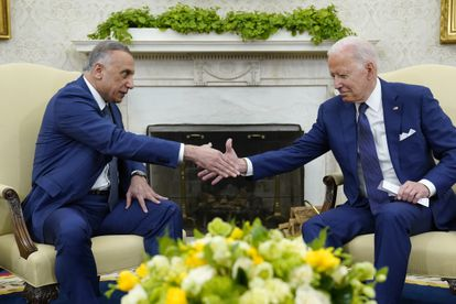 """Biden anuncia nueva fase en relación con Irak y fin de """"misión de combate"""""""