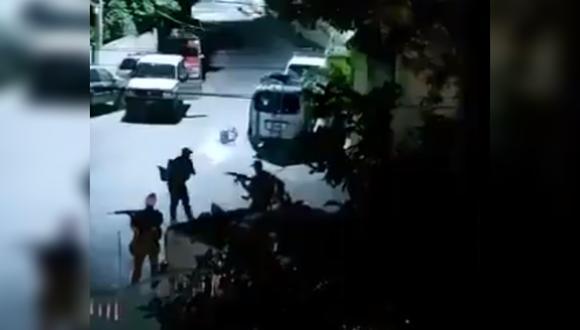 """Detenidos """"presuntos asesinos"""" de presidente haitiano"""