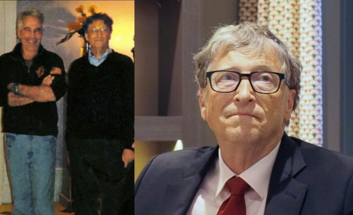 """Bill Gates dice que pasar tiempo con Jeffrey Epstein fue """"un error enorme"""""""