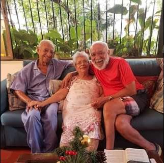 Fallece don Luis Santos, padre del comunicador Jochy Santos - N Digital