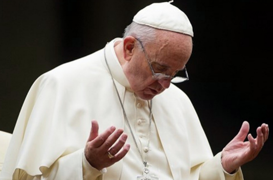 Papa Francisco pide orar juntos por Haití
