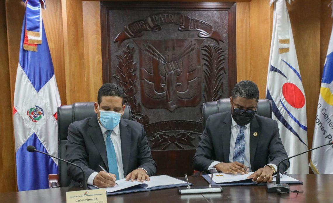 Contrataciones Públicas y Cámara de Cuentas