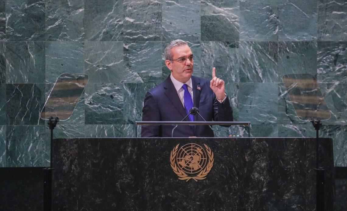 Discurso íntegro del presidente Luis Abinader ante la 76ª Asamblea General de la ONU