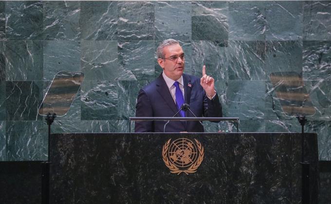 Abinader ONU